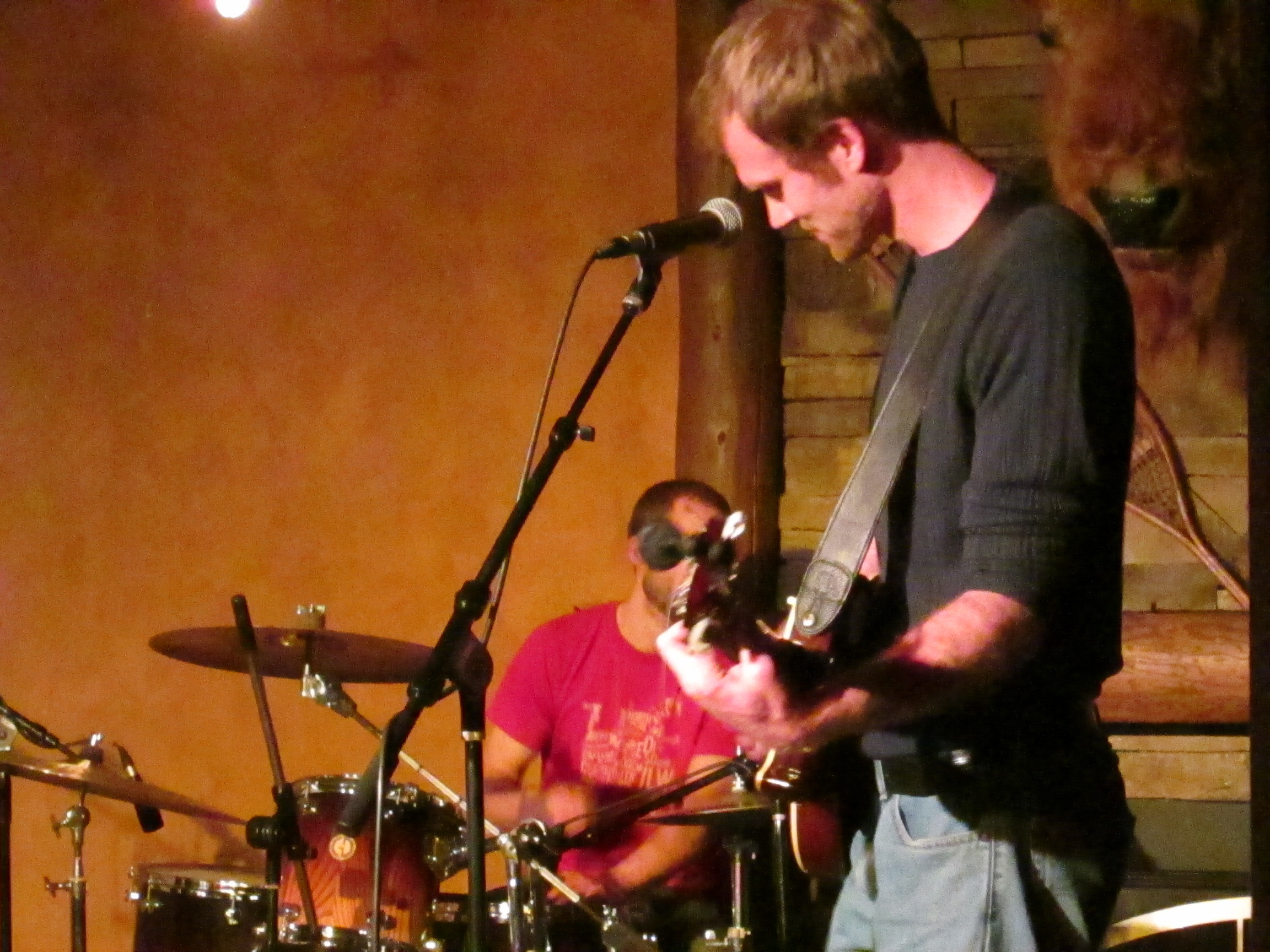 The Missing Generation Live at Louie's Trophy House Grill